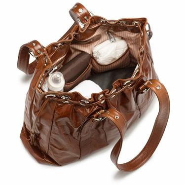 Ramalama Diaper Bag - Drew (Chocolate)
