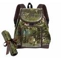 Mia Brocade Backpack Diaper Bag