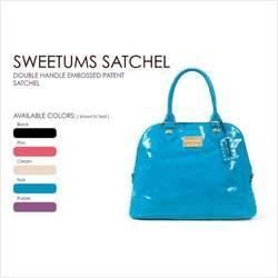 Timi & Leslie Sweetums Satchel Diaper Bag
