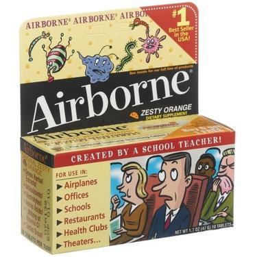 Airborne Effervescent Health Formula