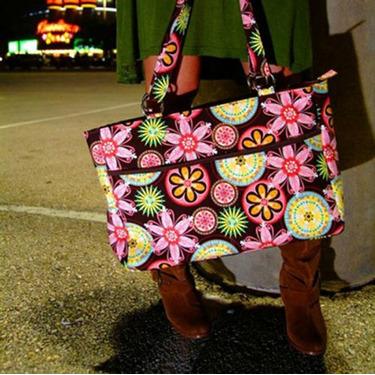 Cosmopolitan Diaper Bag