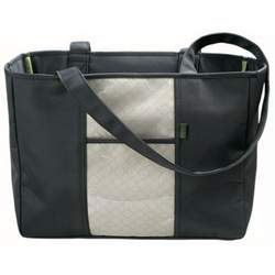 JJ Cole Essentials Carry All Tote - Wasabi Circle