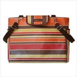 Lexington Bag in Earth Stripe