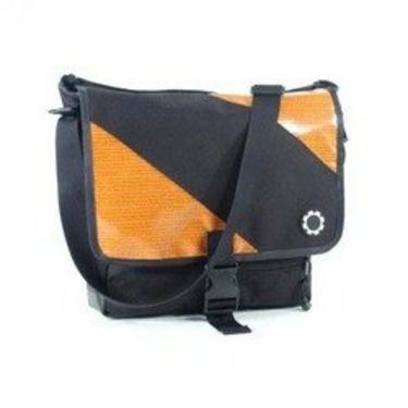 DadGear Sport Diaper Bag - Orange Whip