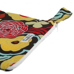 Snuggy Baby Wet Bag in Espresso Blossom