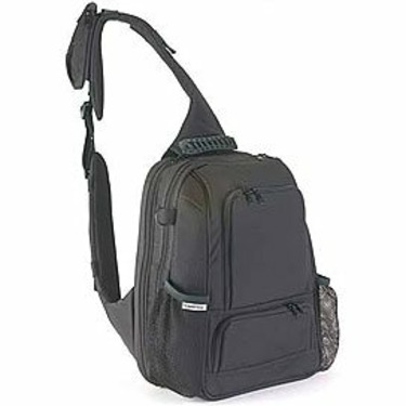 Daddy's Backpack in Black