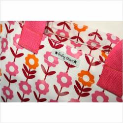Rock the Tote Diaper Bag in Daisy Chain