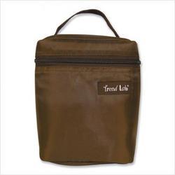 Bottle Bag in Brown