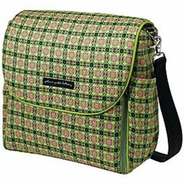 Green Tea Backpack Diaper Bag