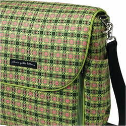Green Tea Backpack Diaper Bag