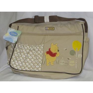 Disney Baby Large Pooh Cafe Color Diaper Bag