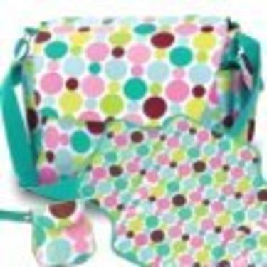 New Dot Diaper Bag