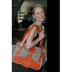 Mia Bossi Diaper Bag Maria In Red Pepper