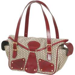 Mia Bossi Diaper Bag Maria In Red Pepper