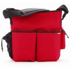 Skip Hop Diaper Bag-Red Duo Deluxe - SKH021-1