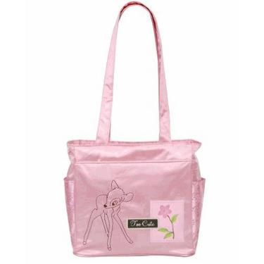 Bambi Satin Mini Diaper Bag