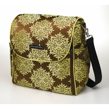 Saffron Roll - Petunia Pickle Bottom Boxy Backpack