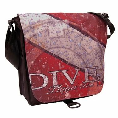 Diver Down Satchel Diaper and Bag