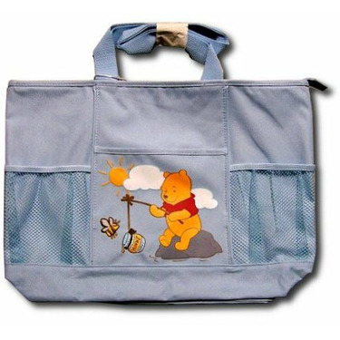 "Disney Baby Pooh ""Hunny"" Large Diaper Bag"