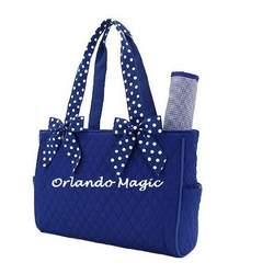 Orlando Magic Diaper Bag