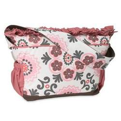 Felicity Organic Cotton & Hemp Diaper Bag
