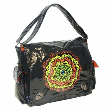 Sam's Messenger Bag - Orange