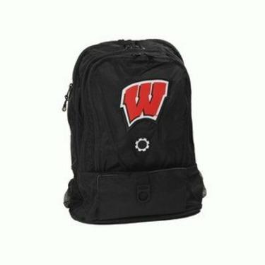 DadGear Messenger Bag - University of Wisconsin