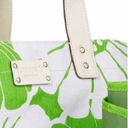 Kate Spade Bloomington Baby Shopping Bag in Apple