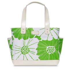 Kate Spade Bloomington Baby Shopping Bag in Apple