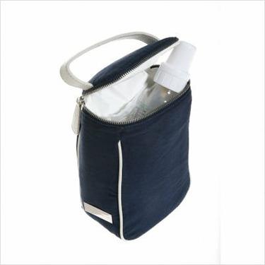 Stash and Go Diaper Bag in Navy