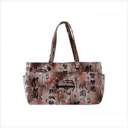 Geisha Garden Everything Tote Diaper Bag