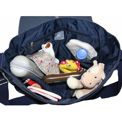 Room Seven - Dragon - Diaper Bag