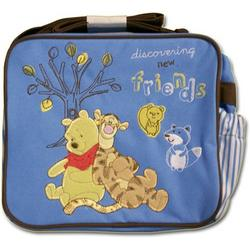 Pooh Discovering New Friends Mini Diaper Bag