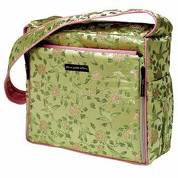 Garden Roll Shoulder Diaper Bag