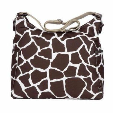 OiOi Diaper Bag-Giraffe Hobo - OIO057-1