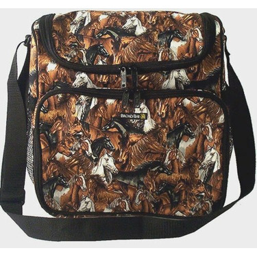 Horses and Horse Diaper Bag by Broad Bay