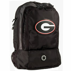 Collegiate Backpack Bag University of Georgia