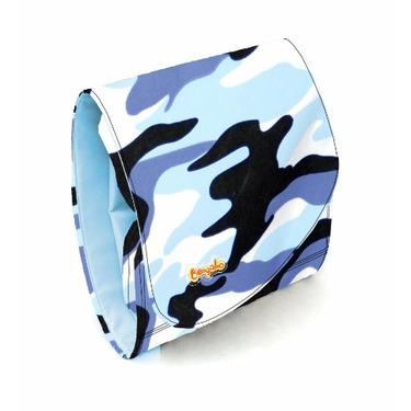 Boogaloo 72 Day Tripper - Camo Diaper Bag