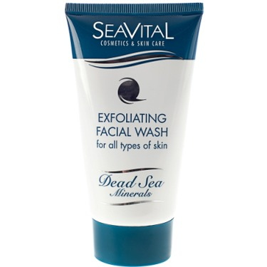 SeaVital Exfoliating Facial Wash