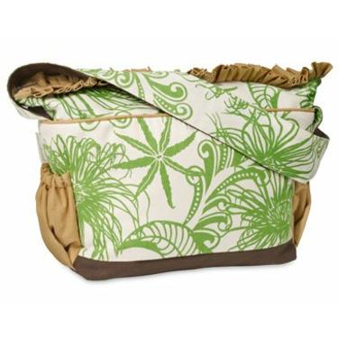 Peyton Organic Cotton & Hemp Diaper Bag