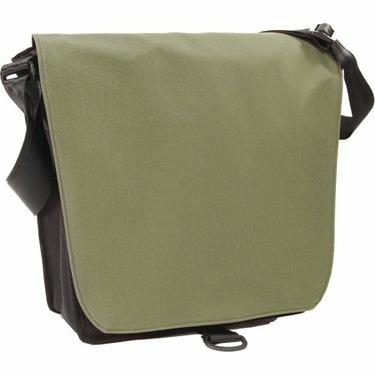 Olive Drab Satchel and Diaper Bag