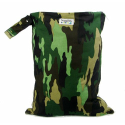 Snuggy Baby XL Wet Bag - Camouflage