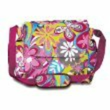 SoHo Swirl Diaper Bag