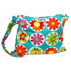 Snuggy Baby Wet Bag - Daisy Daze