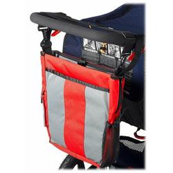 BOB Stroller Diaper Bag in Red