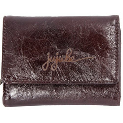 Ju Ju Be Legacy Collection Be Thrifty Brown Wallet