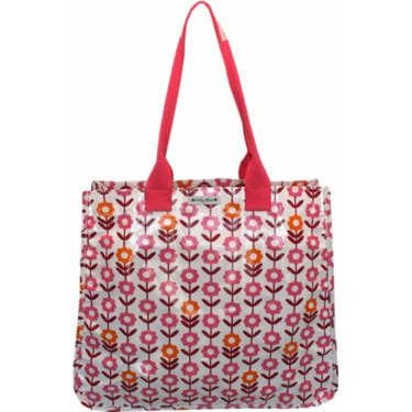 Baby Star Rock the Tote Diaper Bag - Printed, Daisy Chain