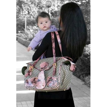 Mia Bossi Diaper Bag Maria In Disco