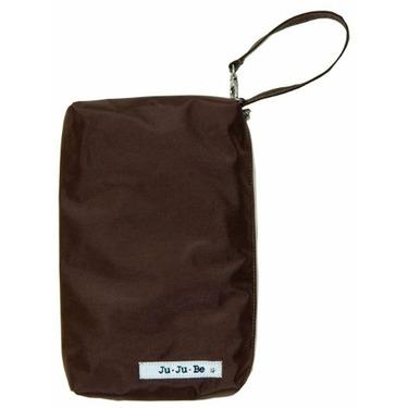 Ju Ju Be - Mini Be Diaper Bag in Brown Champagne