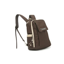 Ju Ju Be - Mini Be Diaper Bag in Brown Champagne